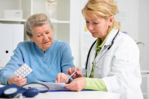 Назначенное врачом лечение необходимо принимать постоянно
