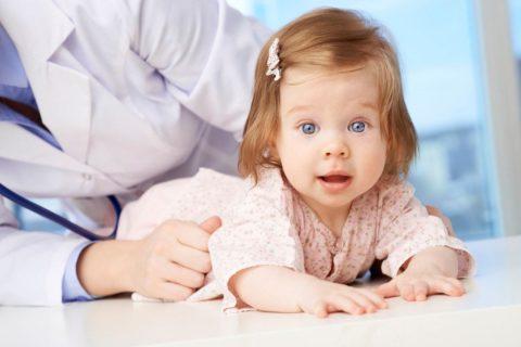 Особенно важна здоровая щитовидка для малышей