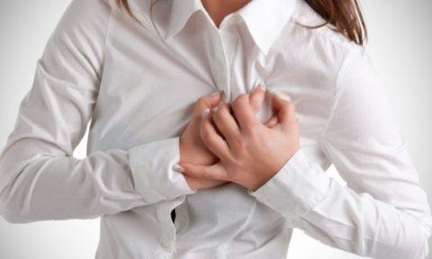 Повышение Т4 может дать знать о себе проблемами с сердечным ритмом