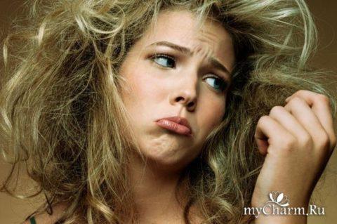 При гипопаратиреозе нарушается структура волос.