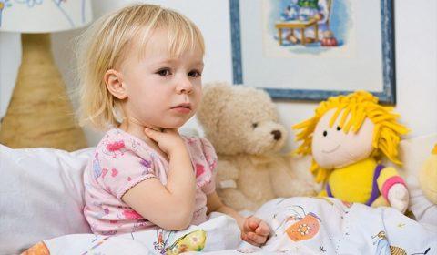 Ребенок может высказывать реальные жалобы на изменение своего состояния