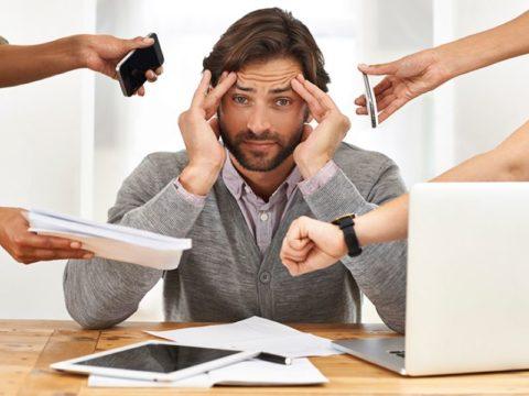 Стресс может исказить показатели крови