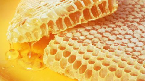 Так выглядит настоящий мед
