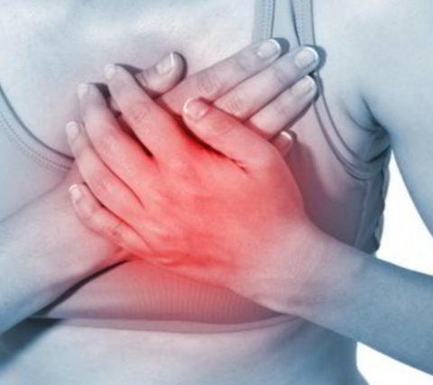Болезни ЩЖ вызывают различные нарушения со стороны системы кровообращения