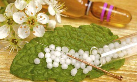 Гомеопатическое лечение также приносит ощутимый эффект при наличии кальцинатов щитовидной железы