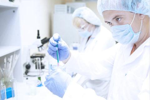 Лабораторное исследование крови на предмет гормонов - подтверждение эндокринной патологии.