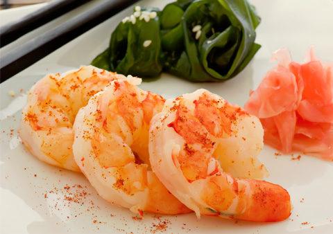 Морепродукты – пища для щитовидки.