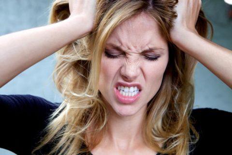 Нервозность и раздражительность – признаки тиреотоксикоза