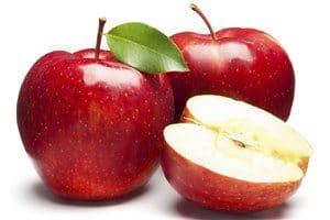 Яблоки (с косточкой)