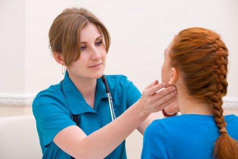 Зоб: признаки нарушений работы щитовидки