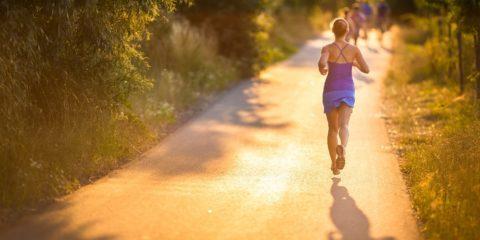 Бег – залог здоровья