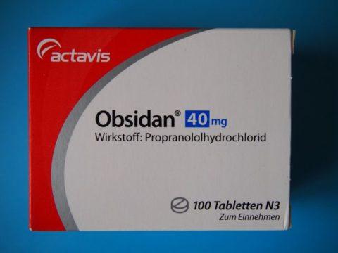 Бета-адреноблокатор, широко применяемый для комплексного лечения щитовидной железы.