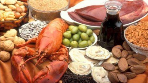 Морепродукты и морская капуста – главные источники йода