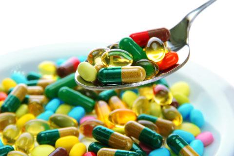 Применение витаминного комплекса препятствует возникновению патологических процессов щитовидной железы.