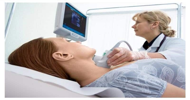 После УЗИ, для уточнения диагноза, сдают кровь на гормоны щитовидки