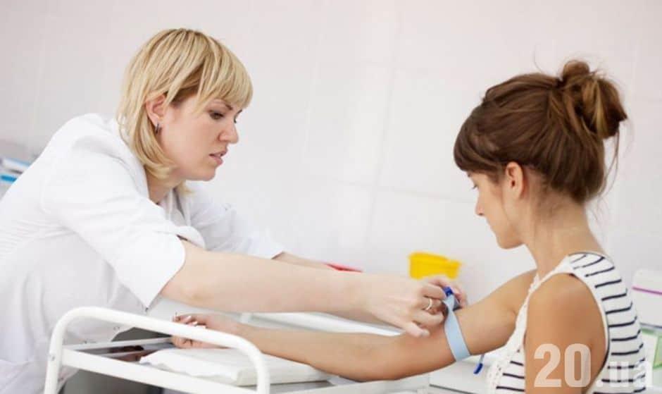 Прежде, чем сдать кровь на анализ, необходимо подготовиться