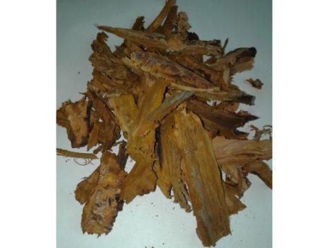 Для приготовления лекарства лучше использовать кору старого высохшего дерева вишни.