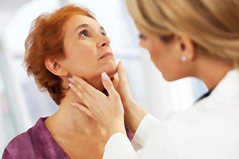 Гипертиреоз начинается постепенно, с лёгкого недомогания