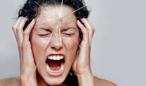 Головная боль как симптом интоксикации организма