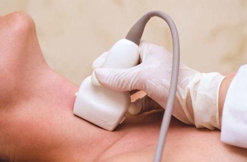 Как проходит УЗИ щитовидной железы: показания к исследованию, подготовка, расшифровка показателей