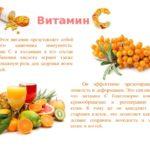 Как действует витамин.