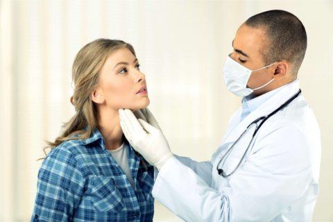Какие функции выполняет щитовидная железа.