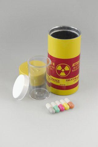 Лечение изотопом проводится в капсулированной форме или в виде жидкости.