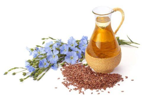Льняное масло для приема внутрь и аппликаций