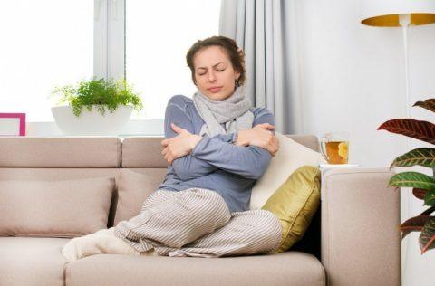 Люди с гипотиреозом все время мерзнут
