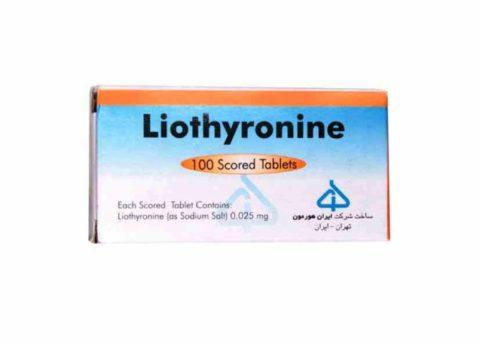 Медицинский препарат, нормализующий уровень гормонов щитовидной железы.