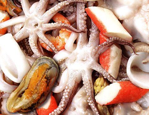 Морские житные ценный источник йода белка