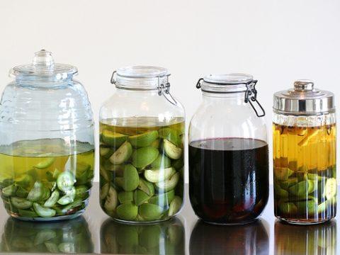 Настойка из зеленых грецких орехов при гипертиреозе