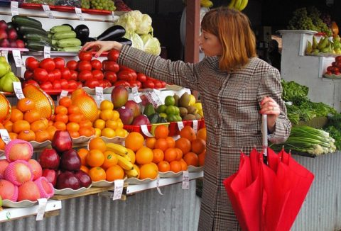 Овощи при гиперактивности ЩЖ