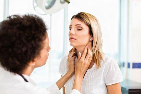 Плановый ежегодный осмотр врача - эндокринолога