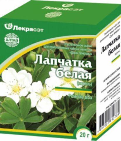 Положительные свойства растения.