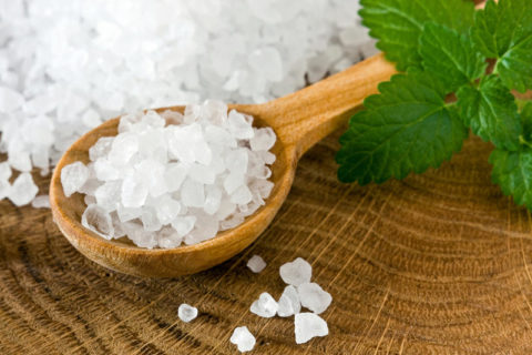 Поваренная соль дарит надежду на излечение от различных заболеваний