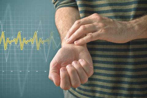 При заболевании щитовидной железы ускоряется пульс
