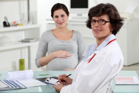 Проблемы с щитовидкой нередко встречаются и у будущих мам