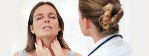 Самостоятельно определить, что болит щитовидка, трудно