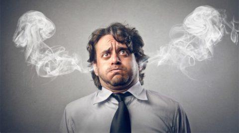 Стресс может исказить результаты теста