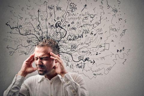 Стресс одна из причин развития болезней