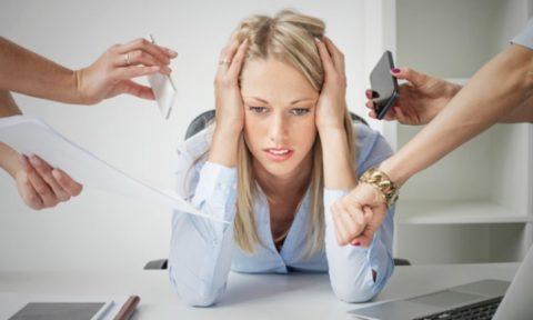 Стресс приводит к увеличению синтеза лютеинизирующего гормона