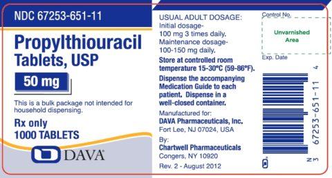 Таблетированный препарат для приёма вовнутрь при заболеваниях щитовидной железы.