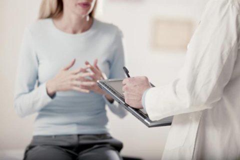 Точный диагноз сможет поставить только врач