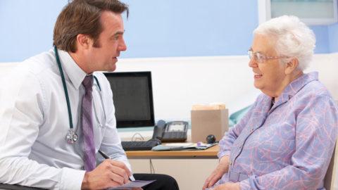 У пожилых пациентов уровень тироксина несколько снижается