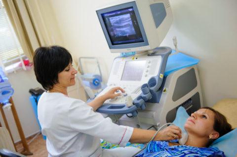 Что такое УЗИ щитовидной железы: основные показатели нормы и патологии