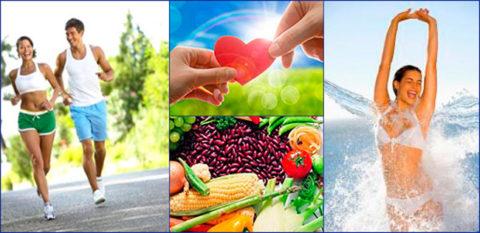Здоровый образ жизни как способ защиты организма от зоба