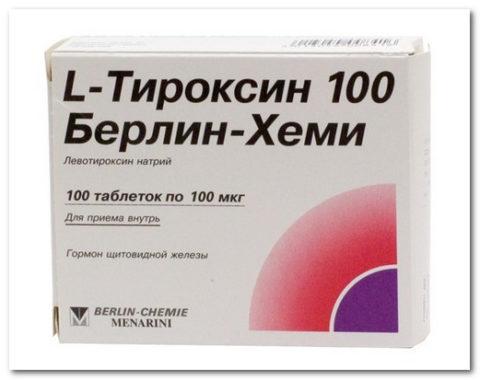 L - тироксин - оптимальное решение в терапии гипотиреоза.