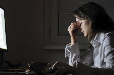 Ночная работа нарушает синтез тиреотропного гормона