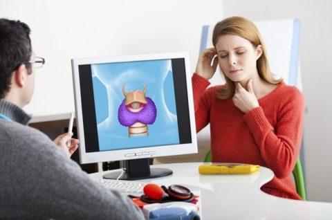 При подозрении на развитие эндокринной патологии пациенту необходимо обратиться к врачу для подтверждения диагноза.
